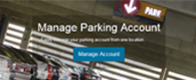 Manage Parking Account