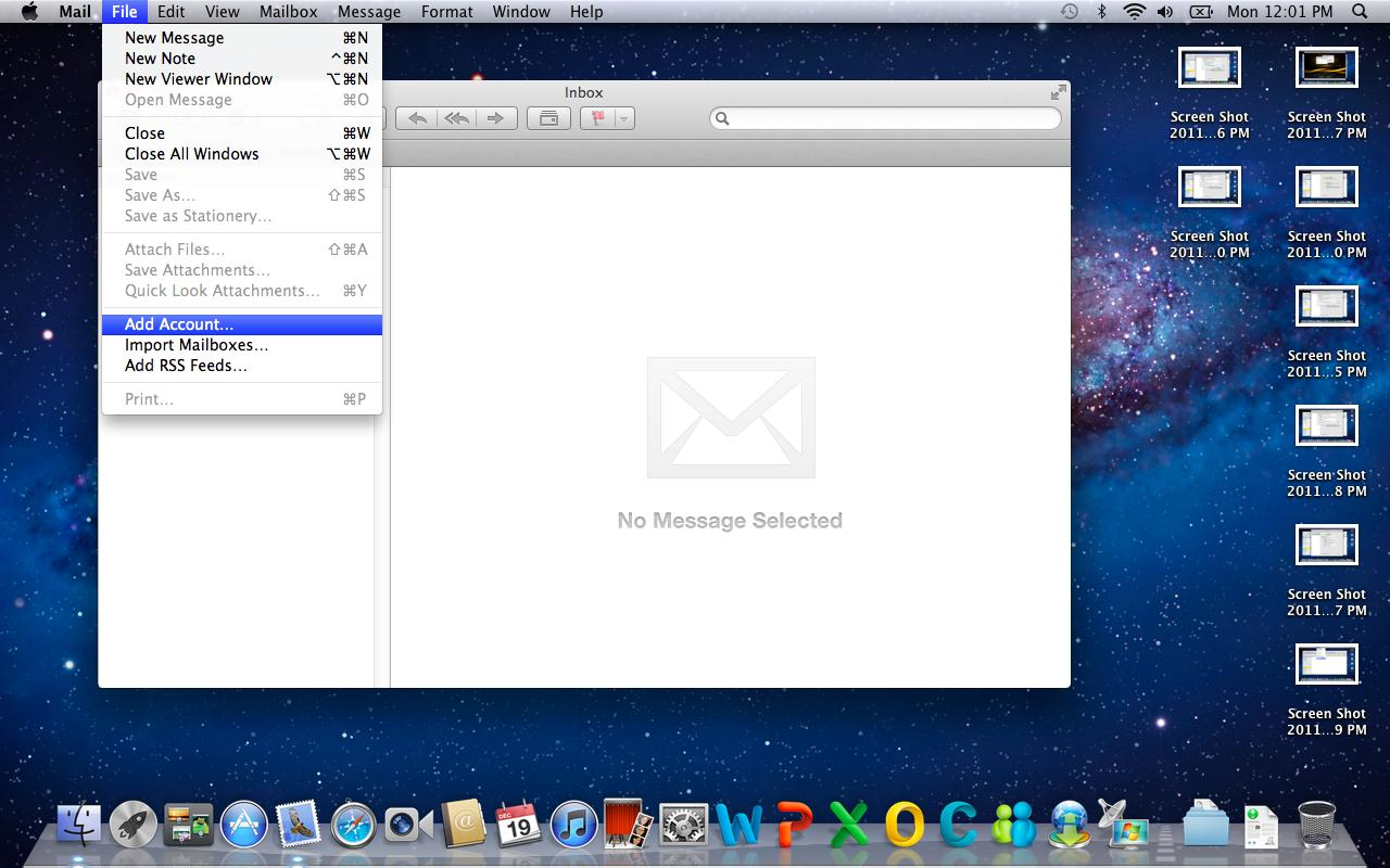 How to Move Your Email to Another Mac