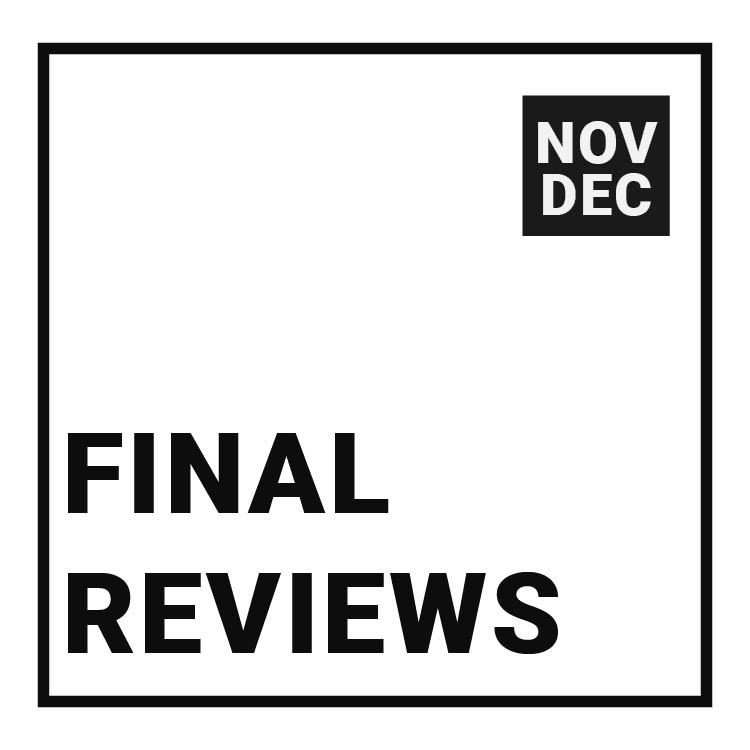 Final Reviews