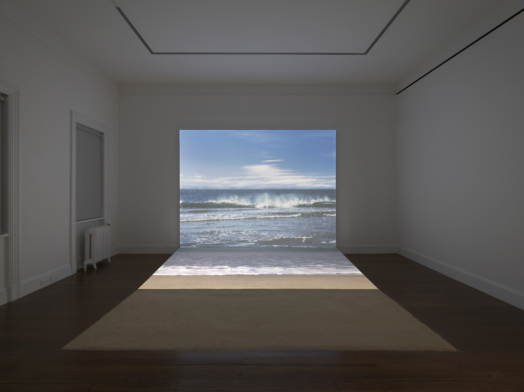 Seascape projection