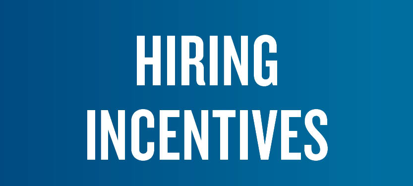 Hiring Incentives
