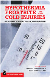Hypothermia Frostbine and other Cold Injuries