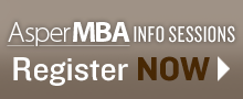Register for an Asper MBA Info Session