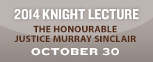 Knight Lecture
