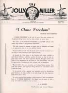 "Jolly Miller, ""I Choose Freedom"", vol. XI, no. 2, 1946-1947"