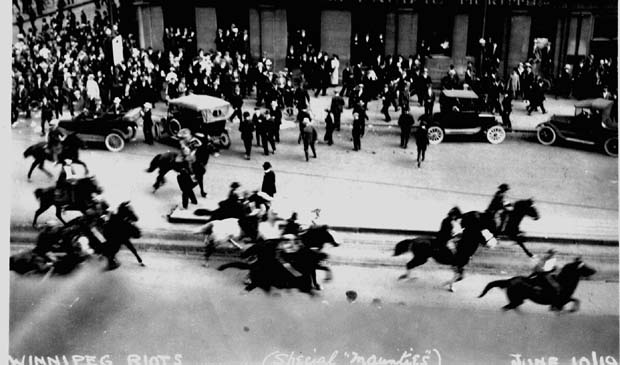 Winnipeg - General Strike 1919