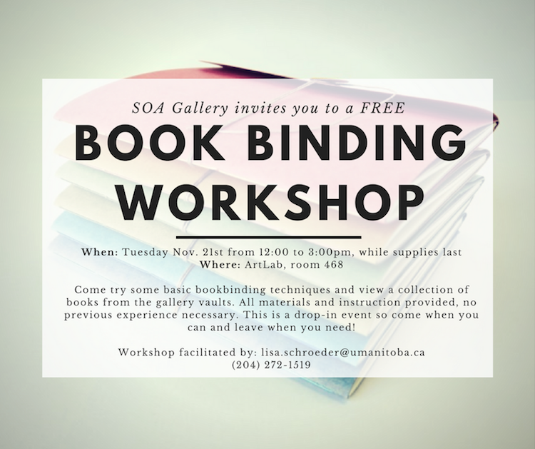 UAB - BookBinding Workshop 2
