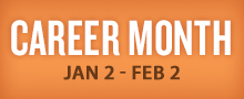 Career Month 2018 - January 2 - February 2